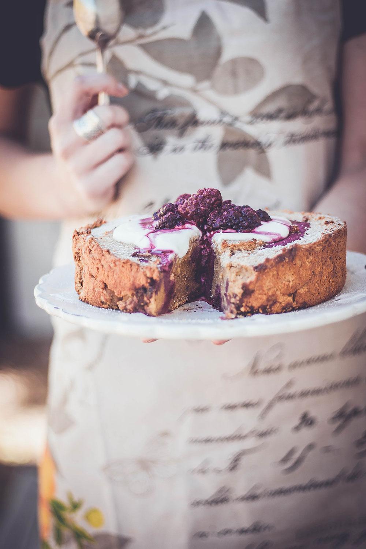 kumara cake gluten free